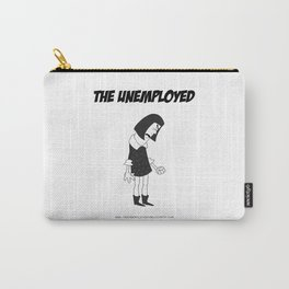 The Unemployed - Vivienne Carry-All Pouch