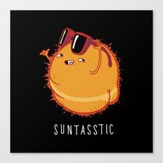 Suntasstic Canvas Print