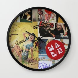 UMPH LOVE Wall Clock