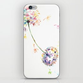 Let's Fly iPhone Skin