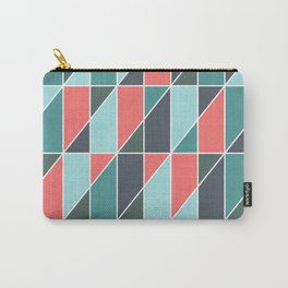 Abstract Geometry 24 Carry-All Pouch