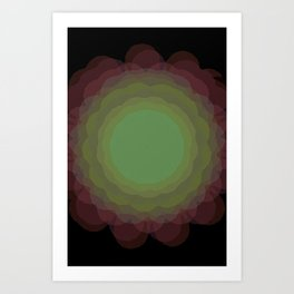 Flower#1 Art Print