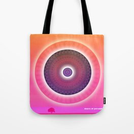 Doors of perception series 2 Tote Bag