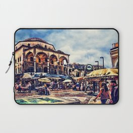 Athens place Laptop Sleeve