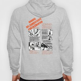 The Freedom Fighters Manual (for light T's) Hoody