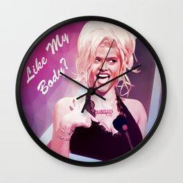 Like My Body? Wall Clock