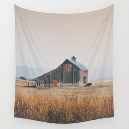 Hand Raised Wall Tapestry