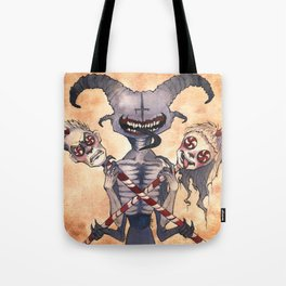 Zef to Def Tote Bag