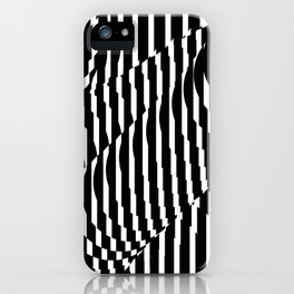 Op Art #1 iPhone Case