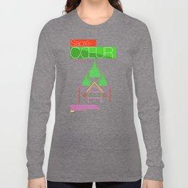 SACRÉ-CŒUR Long Sleeve T-shirt