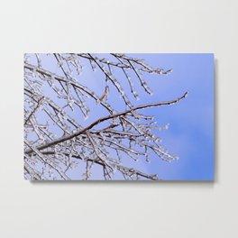 icicle Metal Print