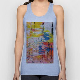 Happy Thoughts Unisex Tank Top
