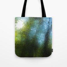 Outside World Tote Bag