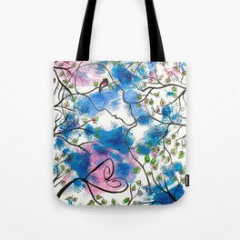 Forever and Always by mrs Wilkes Tote Bag