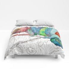 Chameleon Fail Comforters