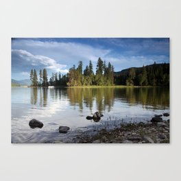 Time to Reflect Canvas Print