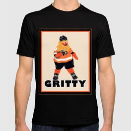 Gritty the new mascot of the Flyers in Philadelphia T-shirt
