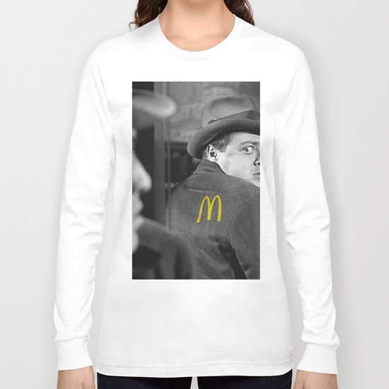 M le Maudit Long Sleeve T-shirt