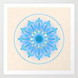 bunkou-005 Art Print