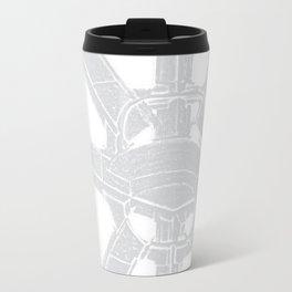 I beam Sculpture 3 Travel Mug