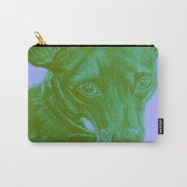 Zala (Blue) Carry-All Pouch