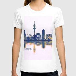 Duisburg Skyline T-shirt