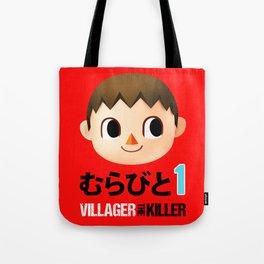 Murabito 1 (Villager the Killer) Tote Bag