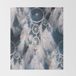 Pure Dreams Throw Blanket