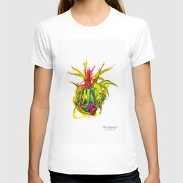 Tillandsia Streptophylla Air Plant T-shirt
