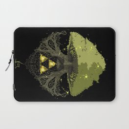 Deku Tree Full Colour Laptop Sleeve