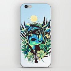 Hathor (Cool) iPhone Skin