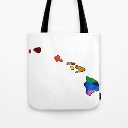 Hawaii Pride Tote Bag