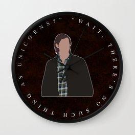 Supernatural - Sam Winchester Wall Clock