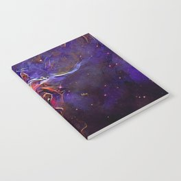 ALTERED Hubble 20th Anniversary Notebook