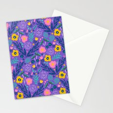 Flora Delight Stationery Cards