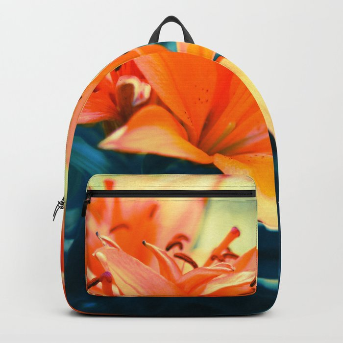 Summer Lilies I Backpack