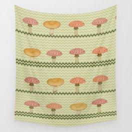 MARIO'S GARDEN Wall Tapestry