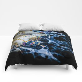 Textured Xray Color Wonder Comforters