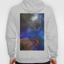 Space Expedition Hoody