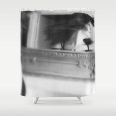 [ SHARP FADE ] Shower Curtain