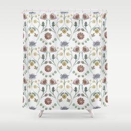 Wildflower Bloom Shower Curtain