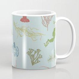 Seaweed Graphics Coffee Mug