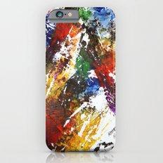 Artistic accidental print Slim Case iPhone 6s