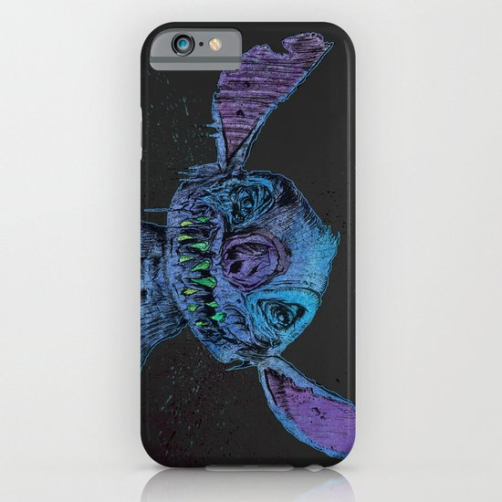 Zombie Stitch iPhone & iPod Case