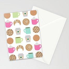 miriam pattern Stationery Cards