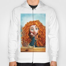 Merida The Brave Hoody