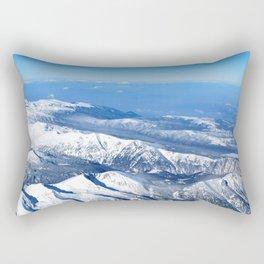 The way you make me feel Rectangular Pillow
