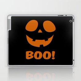 Boo! (Halloween) Laptop & iPad Skin
