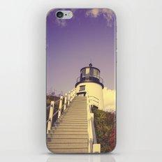 Maine Coast Lighthouse iPhone & iPod Skin
