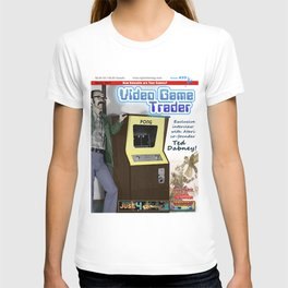 Video Game Trader #20 Cover Design  T-shirt